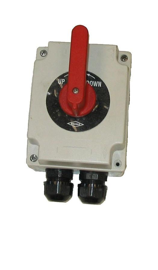 Bremas Maintain Drum Switch For Boat Hoist Motors