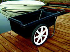 Dock Pro Dock Carts SOLID TIRES
