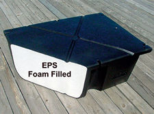 Permafloat Dock Floats, 3 ft. x 6 ft. x 16 in.