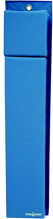 Hull Hugr LARGE BLUE Contour Fenders, 6 in. W x 4 in. H x 30 in. L