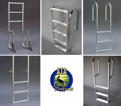 Dock Steps Amp Ladders Best Prices Dockgear Com