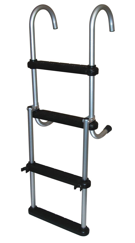 4 Step Removable Pontoon Ladders 4 Step Aluminum Folding