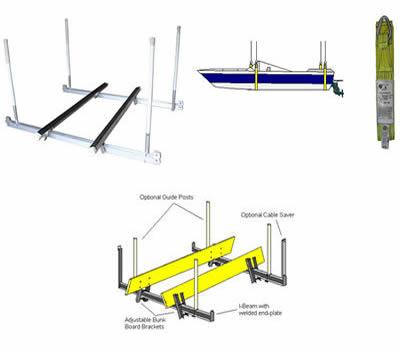 Boat Lift Slings & Cradles - Buy Online - Best Prices at DockGear com