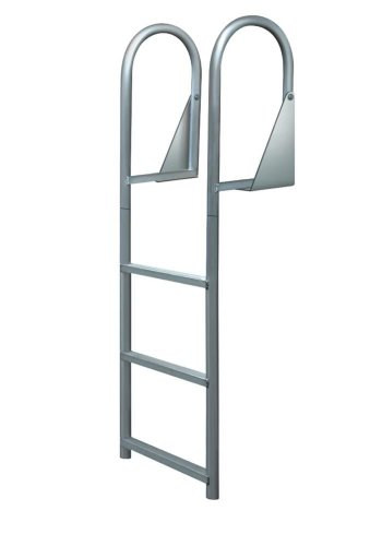 JIF Marine 3 Step Flip Up Dock Ladder