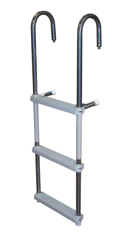 3 Step Aluminum Pontoon Ladders 3 Step Side Mount Pontoon
