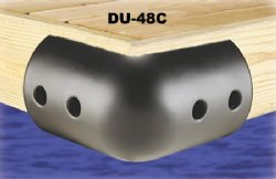 "7"" Medium Foam Dock Corner Bumpers, for boats up to 45'"