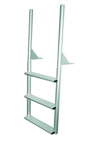 JIF Marine 4 Step Wide Step Finger Pier Ladder