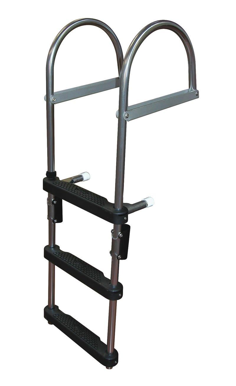 3 Step Aluminum Pontoon Boarding Ladder 3 Step Pontoon