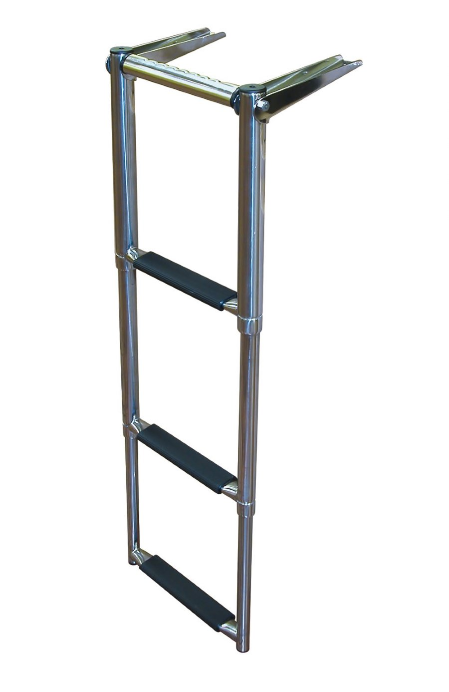 2 Step Over Platform Telescoping Boat Ladder 2 Step