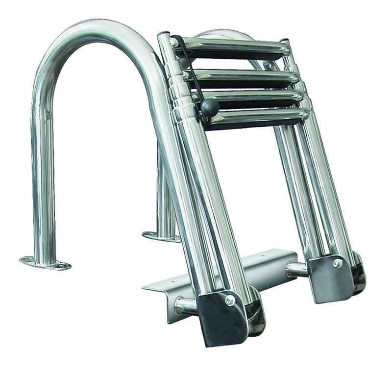 4 Step Stainless Steel Pontoon Ladders 4 Step Pontoon