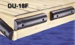 "18"" Small Foam Dock Bumpers, FLAT, for boats up to 30'"