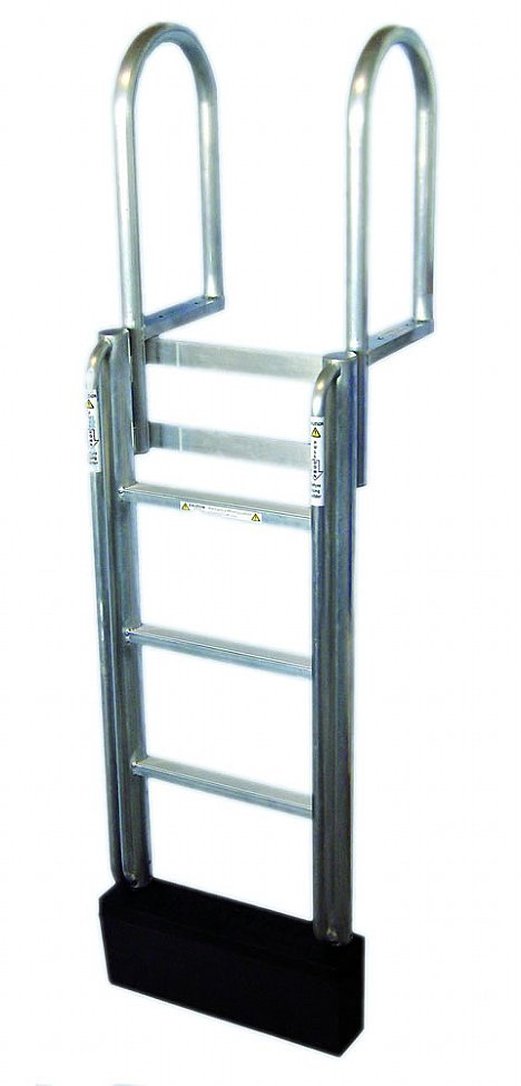 Floatstep 4 Step Aluminum Dock Ladders 4 Step Floatstep