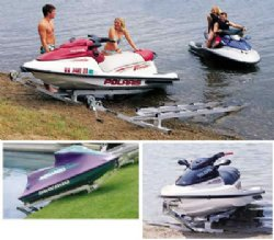 1000lb Roll-N-Go Aluminum PWC Portable Dock System