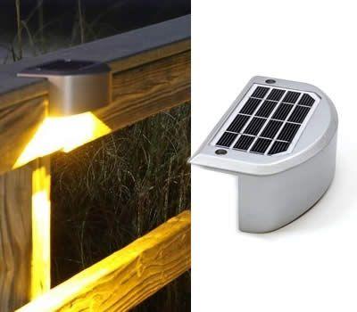 Solar Dock Lights Lighting