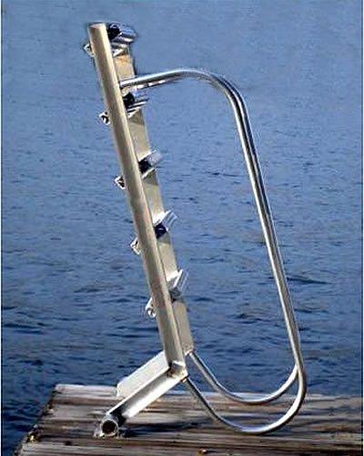 Wet Steps 7 Step Aluminum Dock Ladders 7 Step Wet Steps
